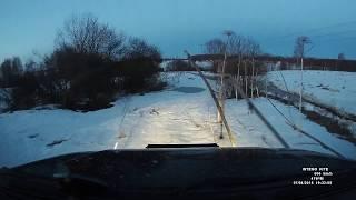 Возможности УАЗ 469 без блокировок!