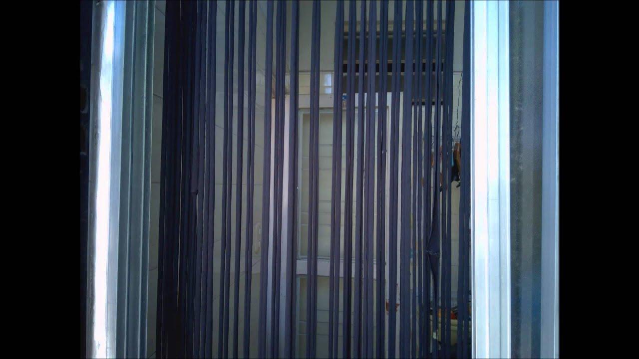 Cortina de totora youtube - Como hacer cortinas de tiras ...