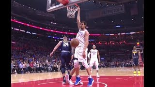 boban marjanovic no jump dunk