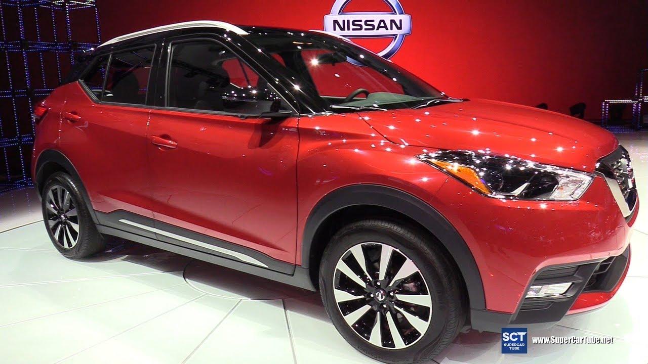 2018 Nissan Kicks SR - Exterior and Interior Walkaround ...