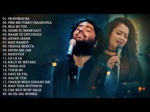 अरिजीत सिंह, नेहा कक्कर सर्वश्रेष्ठ गीत संग्रह \ नवीनतम बॉलीवुड रोमांटिक गाने हिंदी गाने 2019