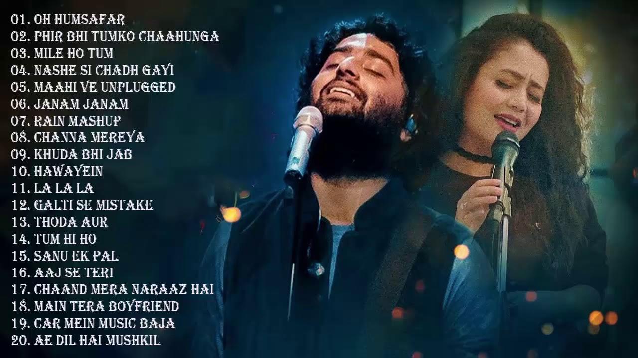 Download अरिजीत सिंह, नेहा कक्कर सर्वश्रेष्ठ गीत संग्रह \ नवीनतम बॉलीवुड रोमांटिक गाने हिंदी गाने 2019