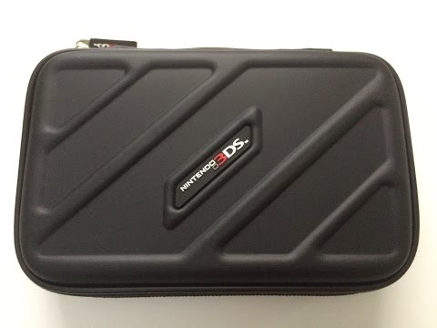 NEW 3DS XL Hard Case Game Traveler (Works with Hori TPU)