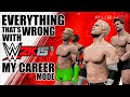 Everything That's Wrong With WWE 2K15's My Career Mode