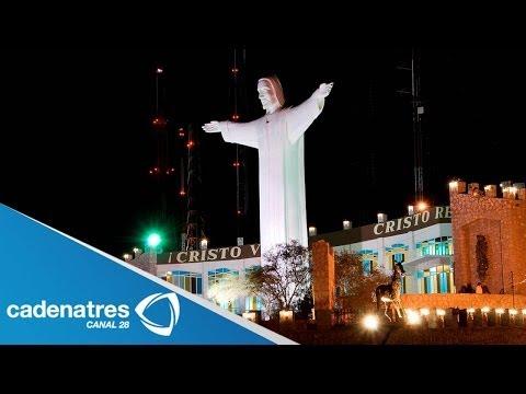 Cristo de las Noas, un bello lugar para conocer en Torreón