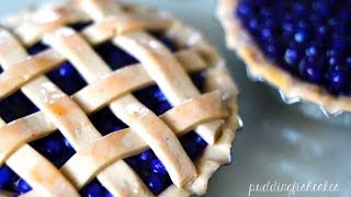 One of PuddingFishCakes's most viewed videos: Blueberry Pie: Polymer Clay Tutorial