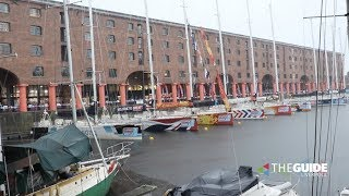 We meet the Liverpool Clipper Team set for an adventure on the high seas | The Guide Liverpool