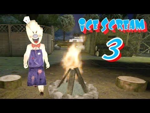 Ice Scream 3 Full Gameplay