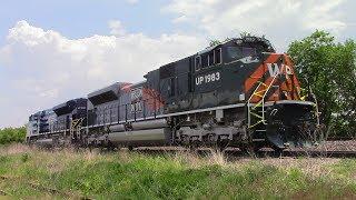 Rochelle Illinois Railroad Days Day 1 RFJ 42