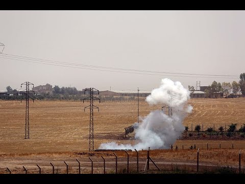 داعش يواصل سياسة الأرض المحروقة  ويحرق أراضي سوريا والعراق  - نشر قبل 2 ساعة