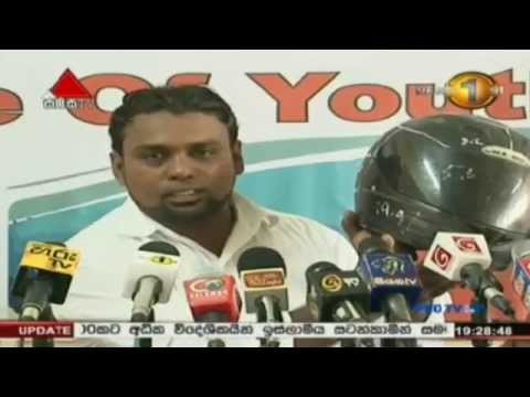 Voice of Youth Press Conference on 02.03.2015