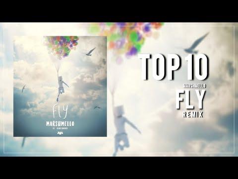 Top 10 remixes of Marshmellow - Fly | Remix world