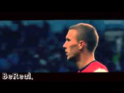 Lukas podolski ||goals||assist||skills||hd
