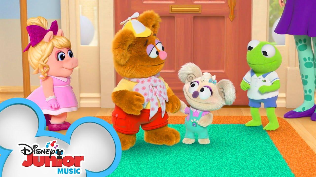 Big Brother Fozzie | Muppet Babies | Disney Junior