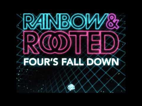 Rainbow and Rooted - FULL ALBUM (Four's Fall Down) HQ 1080p