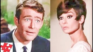 Как украсть миллион 1966 ( Комедия для всей семьи  ) Одри Хепберн. Питер О'Тул. / ТРЕЙЛЕР