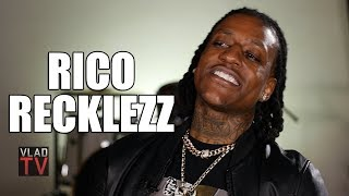 Rico Recklezz on Showing up to Soulja Boy's Home After the $100K Bounty (Part 6)