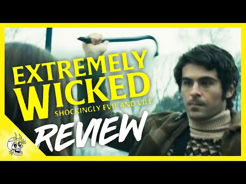 Extremely Wicked, Shockingly Evil And Vile Movie Review | Ted Bundy Movie Review | Flick Connection