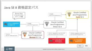 Oracle Certified Java Programmer, Bronze SE 7 / 8 資格試験(1Z0-814...