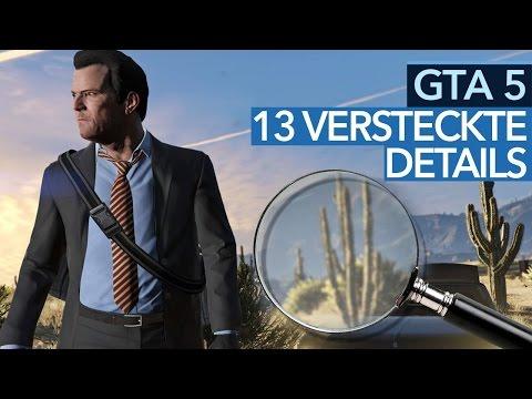 13 realistische Details in GTA 5