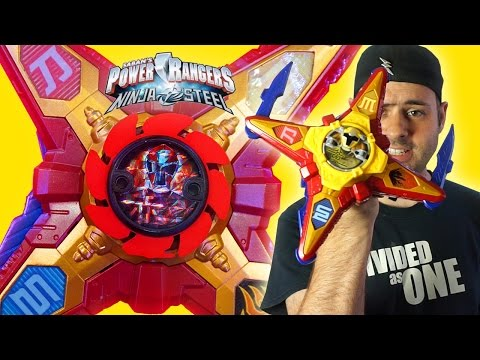 Power Rangers Ninja Steel NEW Morpher Debate?