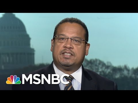 Keith Ellison On His Past Defense Of Anti-Semitic Leader Louis Farrakhan | Morning Joe | MSNBC