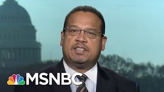 Keith Ellison On His Past Defense Of Anti-Semitic Leader Louis Farrakhan | Morning Joe | MSNBC