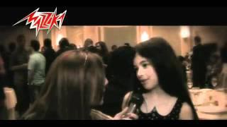 اعلان البوم تامر حسنى مع ليلى احمد زاهر - YouTube.flv