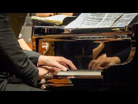 Barto | Eschenbach | Richard Strauss: Burleske für Klavier und Orchester | SWR Symphonieorchester