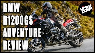 BMW R1200GS Adventure Motorcycle Review | Visordown.com