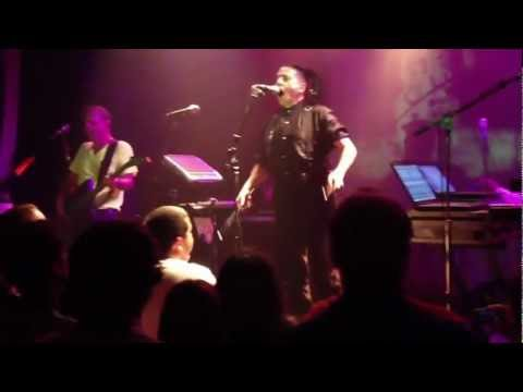 Information Society - Are friends electric? (Gary Numan) @ King King, Hollywood 2012