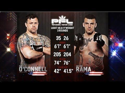 PFL Full Fight Friday: Sean O'Connell vs. Smealinho Rama