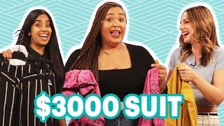 $28 Vs. $3000 Suit