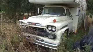 1959 Chevy Viking 60 Race Car Hauler (CTR-88)