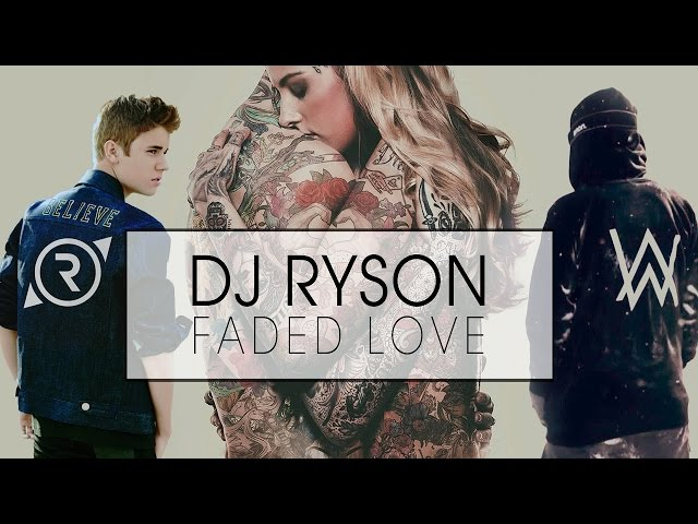 Faded Love - Alan Walker ft. J.Bieber, Chainsmokers, Brandon Flowers, Lisa Miskovsky & Linkin Park