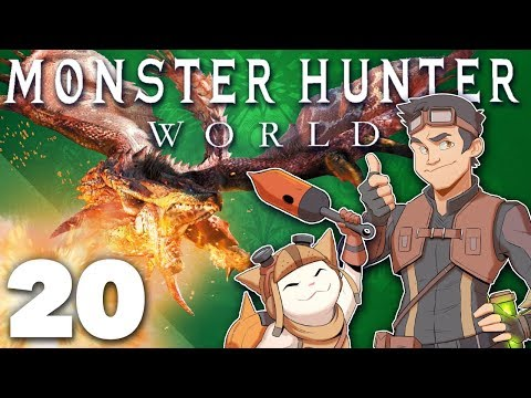 Monster Hunter World - #20 - Pink Rathian - PlayFrame thumbnail
