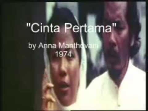 Cinta Pertama - Anna Mathovani (Lyrics)
