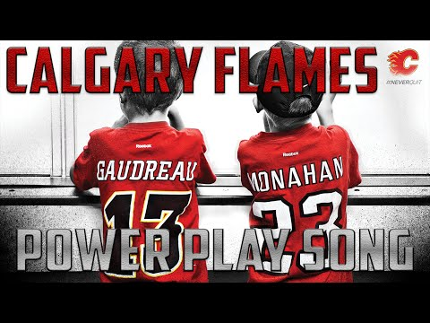 NHL Calgary Flames Powerplay Song + Highlights 2014/15