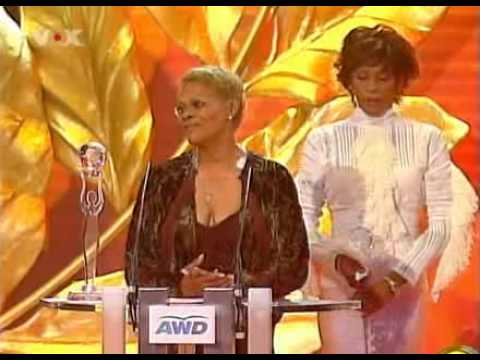 Whitney Houston & Dionne Warwick  - That's what friends are for (WWA 2004)