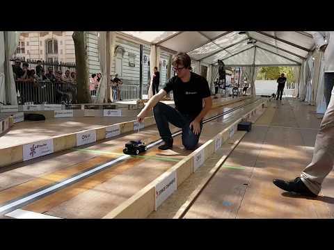 Toulouse Robot Race 2017