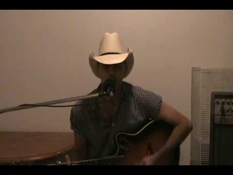 She got it all-Kenny Chesney (acoustic) cover