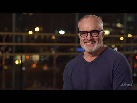 Bradley Whitford & Gregory Jbara  Why I Give to Juilliard