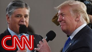 Trump ranks loyalty of Fox News hosts, New Yorker reports