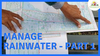 How to get started? RAINWATER MANAGEMENT