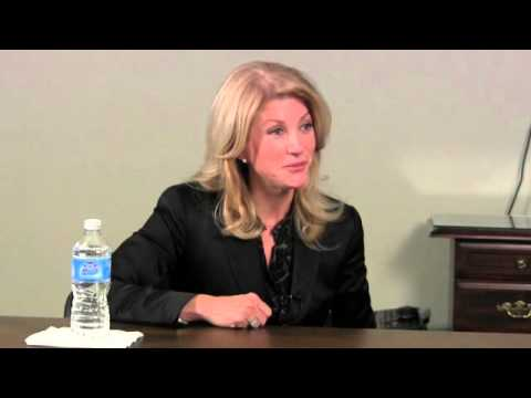 Wendy Davis interview, Part V