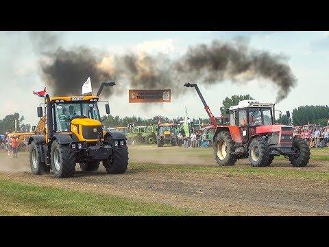 Tractor Drag Race