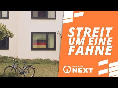 Streit um eine Fahne – Studentenwohnheim in der Vorstraße // Bremen NEXT