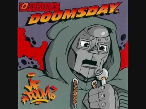 MF Doom-Who You Think I Am?