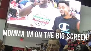I MADE THE HALF COURT SHOT AT THE NBA SUMMER LEAGUE !! (Feat. DJ Wilson) thumbnail