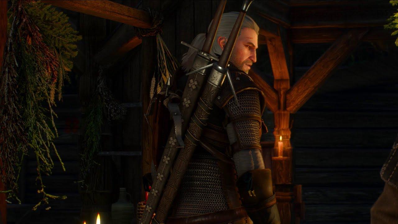 Witcher 3 Trailer